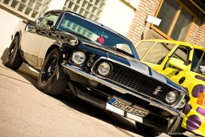 Black 69 Stang by AmericanMuscle