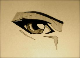 Eye of the Wasp by cheshirecastiel