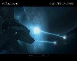 StarGate - Battleground by Mallacore