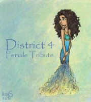 District 4 Female Tribute by MissySerendipity