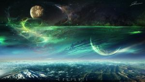 Centauri by GuilleBot