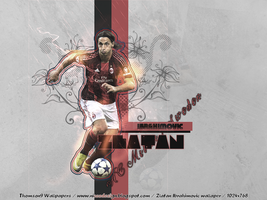 Zlatan Ibrahimovic by Thomson9