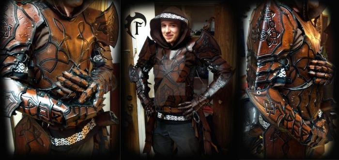 Assassin Celtic Armor by Feral-Workshop