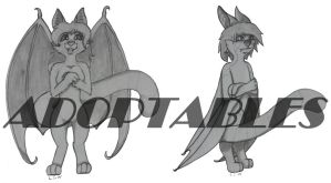 Adoptables Auction - [CLOSED] by Little-shewolf9