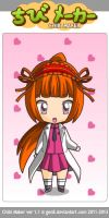 PPGD Chibimaker series: Labcoat Blossom by snitchpogi12
