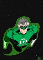 DCNow - Green Lantern by Riddick99