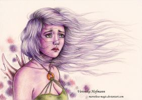 Purple Fairy by Verlisaerys