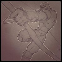 The Green Arrow by kevinbriones