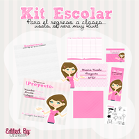 Kit Escolar ByOriNicot by OriNicot