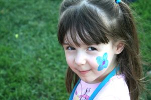facepainted child by Dom410