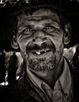 Moroccan man by sultan-alghamdi
