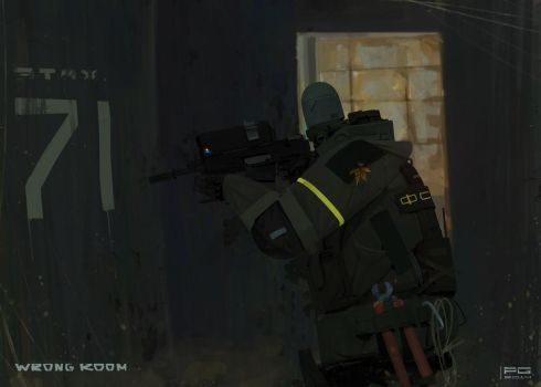 Robot FSB by ProxyGreen