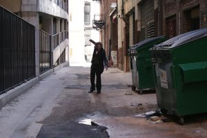 alley cat by bfoflcommish