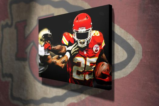 Jammy Charles Art on Canvas by gnature