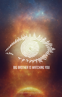 Big brother is watching you by zenron