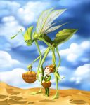 The Insect's Daughter by Zimeta