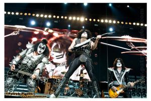 KISS - Montreal 2009 by MrSyn