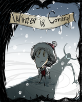 Winter is Coming by Ganym0