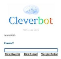 Cleverbot Randomness 1 (Hetalia) by Shake666Productions