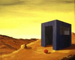 Idea Cube by the-surreal-arts