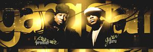 Gang Starr Sig by fullevent