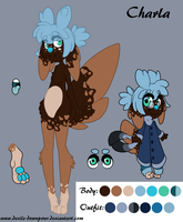 Charla Reference Sheet by Devils-DownPour