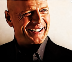 Bruce Willis Again by donvito62