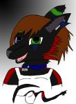 -update- Fen's Badge :3 by elementalgoddragon