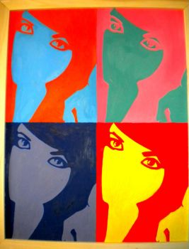 Faces of a Different Color by VannahBear