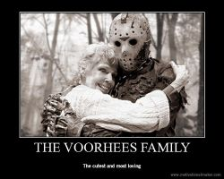 The Voorhees family by That-Love-Voodoo