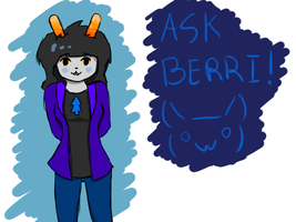 Ask Berri owo by ForeverMuffin
