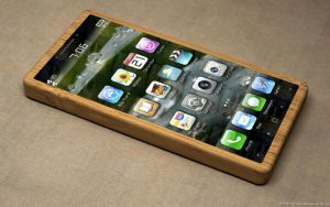 iPhone bamboo 12 by eco6org