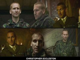 Christopher Eccleston by well-pluck-my-goose