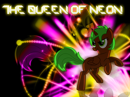 Queen of Neon by TagTeamCast