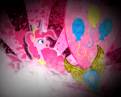 Princess Pinkie Pie by JustaninnocentPony