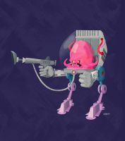 Krang by TheBeastIsBack
