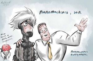Nanomachines, Son. by DullVivid