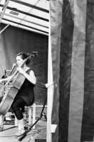 Buskers - Fatima Dunn III by Picture-Bandit