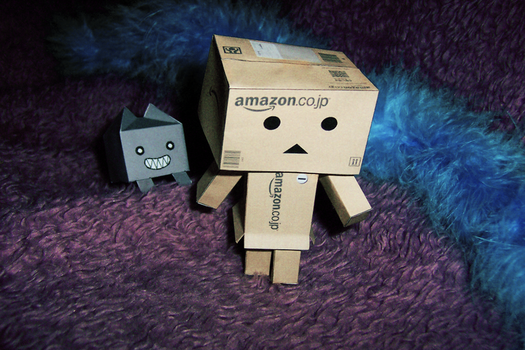 Run Danbo, Run by drykkaa