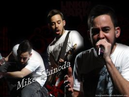 Mike Shinoda - LP by linkinDarkShadow