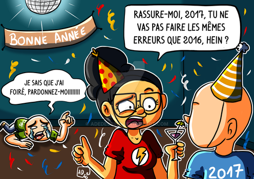 2016 by ADeDessine