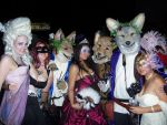 Labyrinth Masquerade IV by FatBottomedGirl