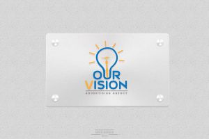 our vision logo by eltolemyonly