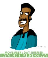 movember 13 by striffle