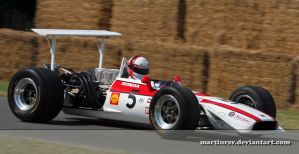 Honda RA301 by martinrsv