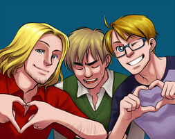 APH: Hearts 2.0 by zulenha