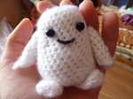 Made on Order: ADIPOSE AMIGURUMI (Doctor Who) by Ulvkatt