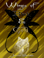 Wings of Black and Gold by Snowythorn