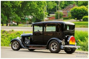 A 1928 Ford by TheMan268