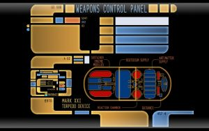 Star Trek TNG Weapons Panel by Scrappy14